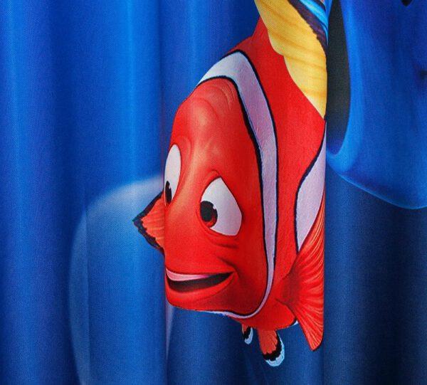 Oceaan 3D gordijnen