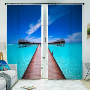 Malediven gordijnen