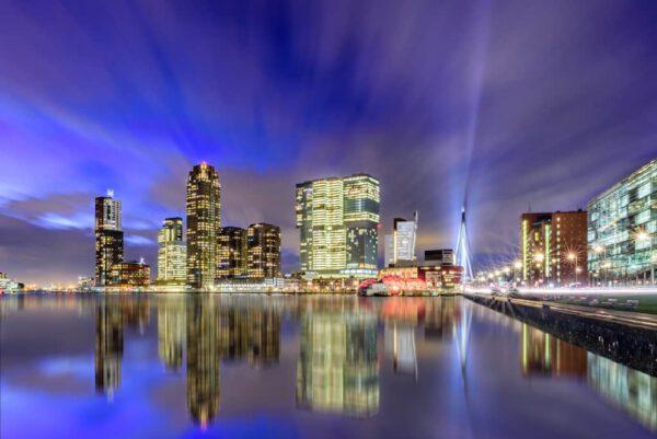 Skyline De Rotterdam