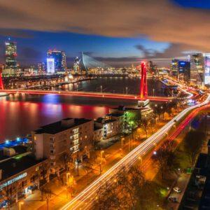 De Willemsbrug Rotterdam