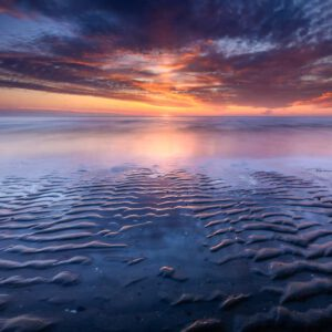 Sand Ribs Sunrice